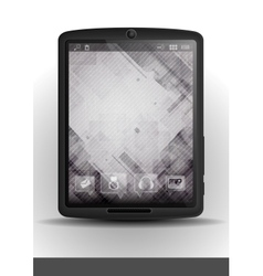 Tablet Pc Mobile Phone vector image