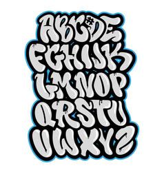Graffiti type vector