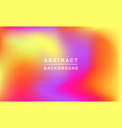 holographic retro 80s 90s futuristic cover vector image