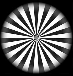 ray retro background eps10 vector image