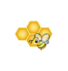 Apiculture Logo vector image