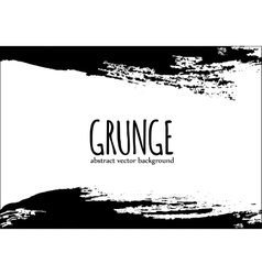 Grunge abstract banner for design background vector image