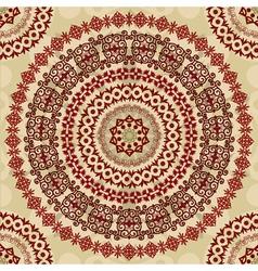 arabesque seamless2 vector image