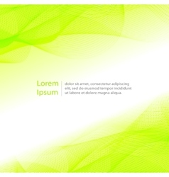Abstract light template background vector image