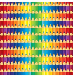 pencil pattern vector image