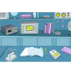 Physics Laboratory vector