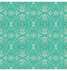 Retro grunge pattern fifties textile design vector