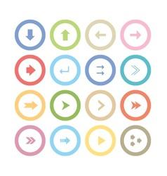 Arrow Icons 3 vector