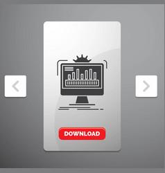 dashboard admin monitor monitoring processing vector image