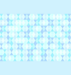 Blue pastel geometric abstract background vector