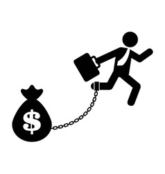 Tax liability design vector