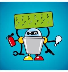 Robot assistant vector