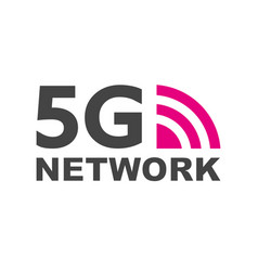 5g new wireless internet wifi connection vector image