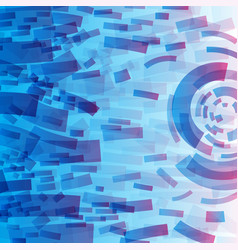 Abstract background on vortex vector