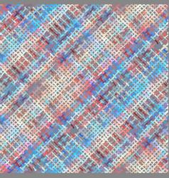 seamless rough canvas vector image