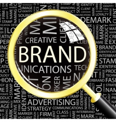 brand vector image