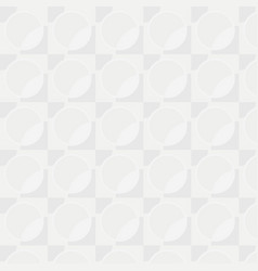 Abstract background with white circle pattern vector
