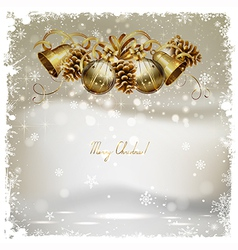 Christmas greeting-card vector