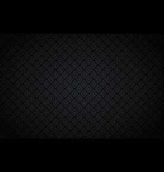 Rhombus black background vector