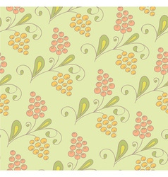 Summer ethnic seamless pattern vector