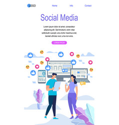network and international people communication vector image
