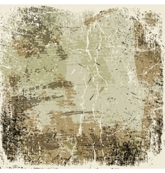 grunge textures background vector image vector image
