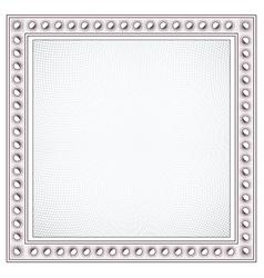 Diploma frame vector image vector image