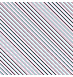 Color striped seamless patterns vector image