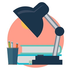 Office work icon vector