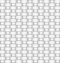White Textile vector image