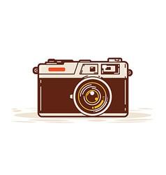 Classic Camera vector