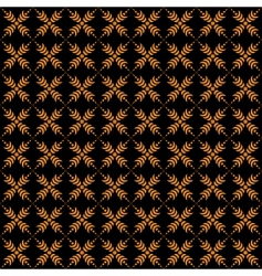 seamless pattern with crisscross design vector image