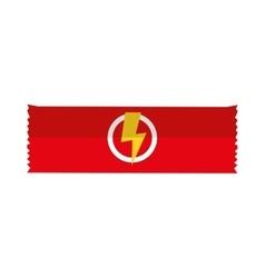 Energy bar icon vector