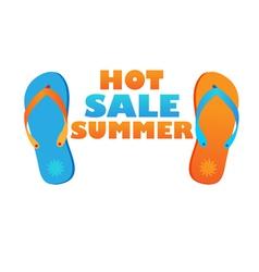 hot sale summer vector image vector image