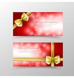 007 christmas card template for invitation vector