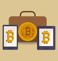 Bitcoin trading vector