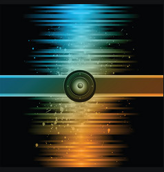 disco club flayer vector image