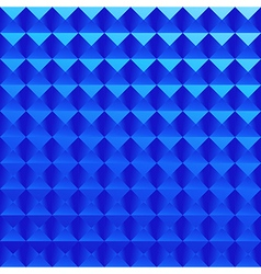 Abstract blue poligonal background vector