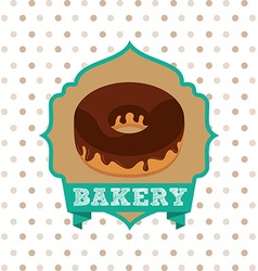 bakery shop design vector image