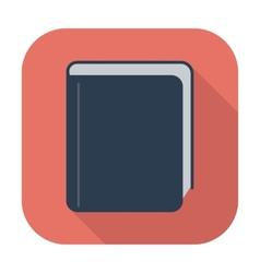 Book Single icon vector
