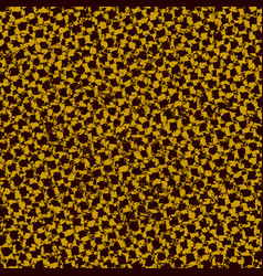 brown square grunge vector image
