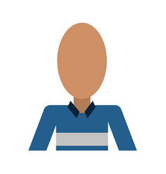 Man avatar icon image vector
