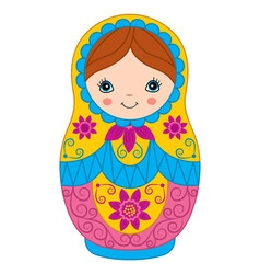 Russian Matryoshka vector