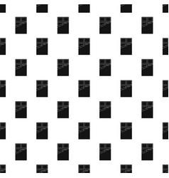 Chocolate pattern vector