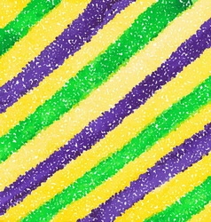 Mardi Gras dot background vector image