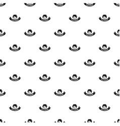 night window pattern seamless vector image