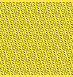 Black yellow background with interlacing lines vector
