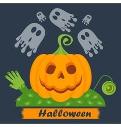 Helloween poster dark vector
