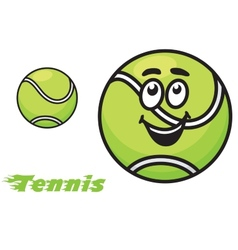 Tennis icon or emblem vector