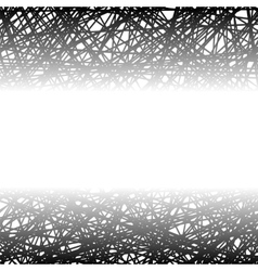 Abstract Black Line Background vector image vector image